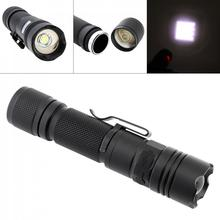 LED Tourch T6 LED Outdoor Lighting USB Charging 18650 Battery Mini  Zoom Flashlight with 5 Modes Light for Night Riding Camping led flashlight tourch 10w xml l2 led usb flashlight handheld bracket light 3 modes for drilling camping hunting night fishing