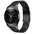 Faixa de relógio de aço inoxidável de alta qualidade para samsung galaxy gear s2 classic sm-r732 pulseiras acessórios