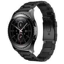 Haute Qualité En Acier Inoxydable Bande de Montre Pour Samsung Galaxy Gear S2 Classic SM-R732 Bracelets Accessoires