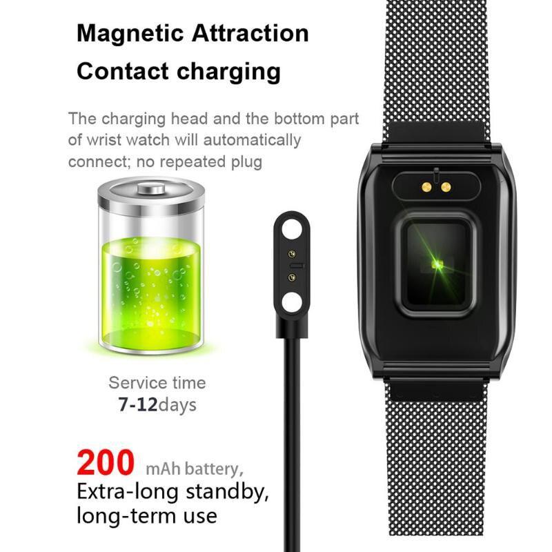 Image 5 - F9 1,3 дюймов модный умный Браслет цветной экран Ip68 Водонепроницаемый Шагомер Смарт часы фитнес трекер Смарт часы-in Смарт-часы from Бытовая электроника