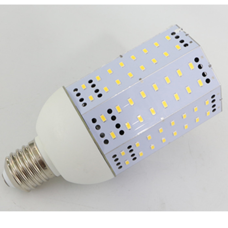 Bombilla super lumineux 60 W E27 gradateur led ampoule haute puissance 110 v 220 v dimmable maïs lumières 5730 144 leds lampe économiseuse d'énergie