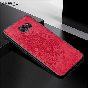 Image 3 - For Samsung Galaxy S7 Edge Case Soft Silicone Luxury Cloth Texture Case For Samsung Galaxy S7 Edge Cover For Samsung S7 Edge
