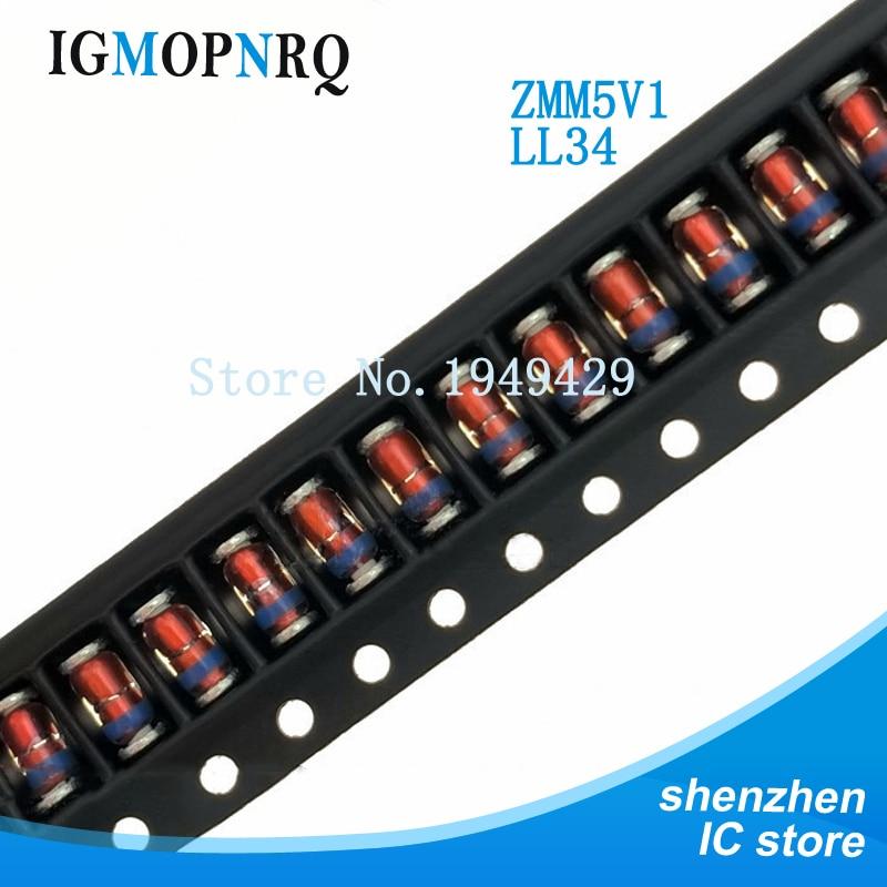 Diode SMD 16V 0,5W .. 20x Zener
