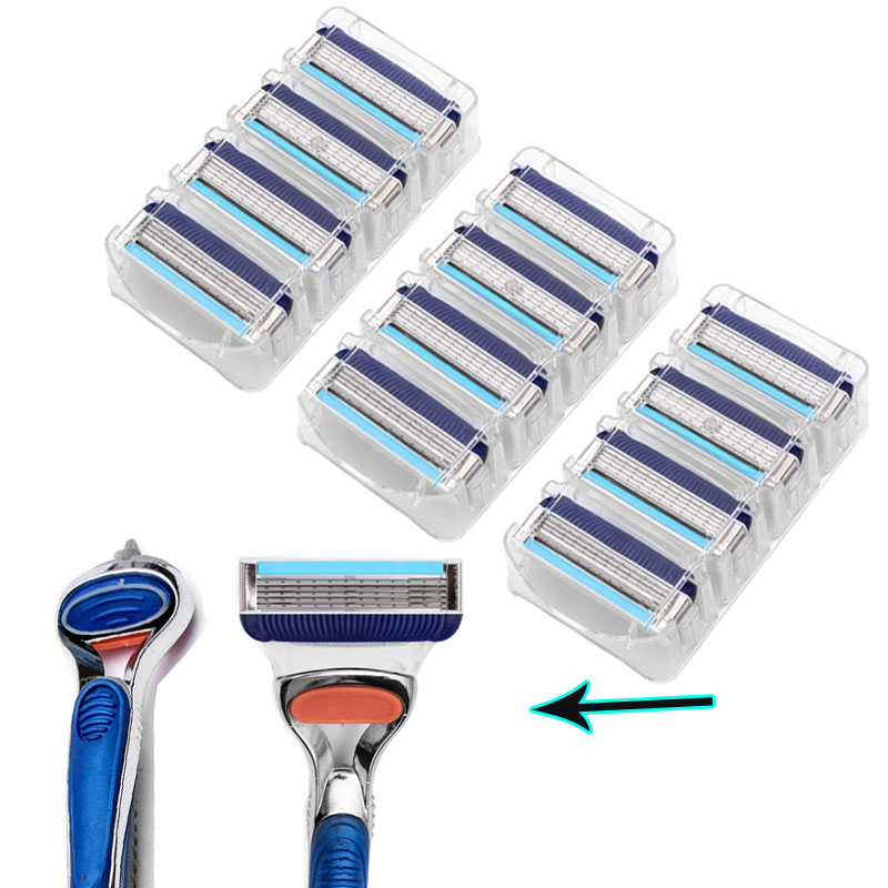 12pcs/set Brand New 5 Layer shaving s