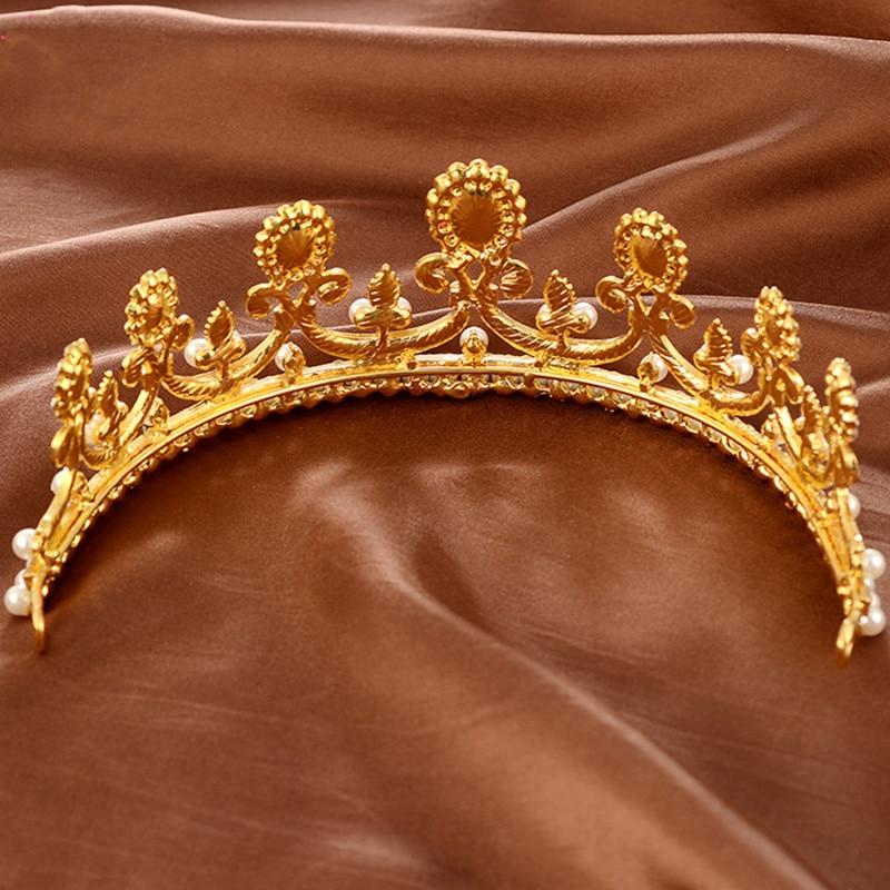 New-Sale-Europe-Style-High-quality-Red-Opal-Women-Elegant-Luxurious-Wedding-Bridal-Crown-Headwear-Wedding (2)