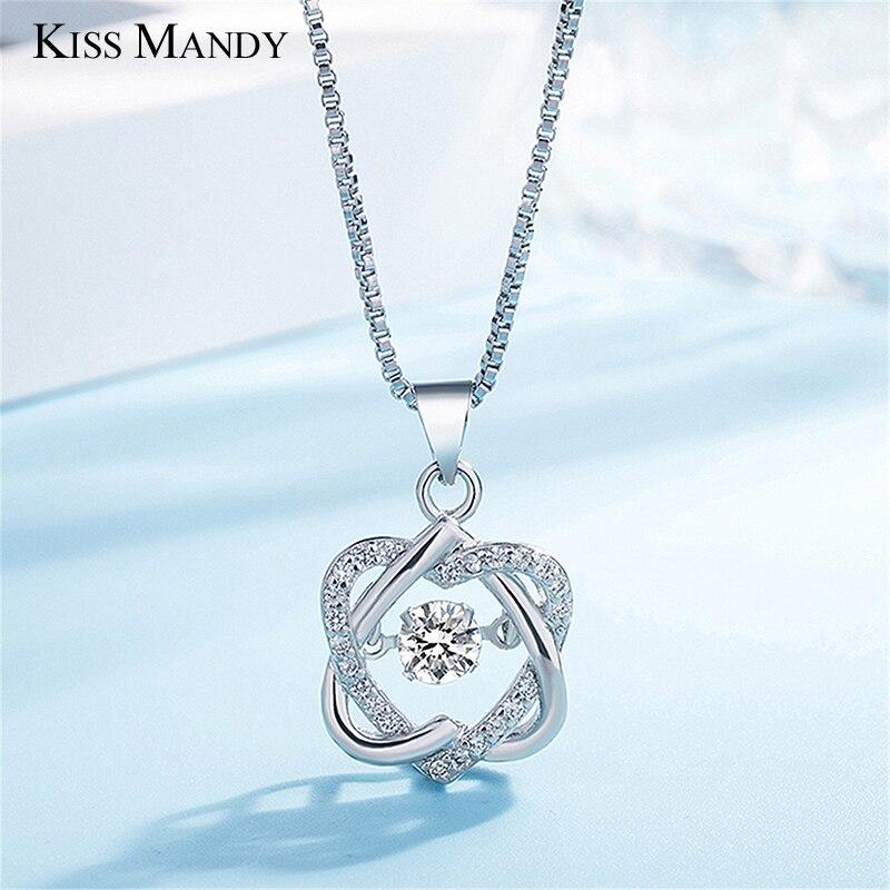 KISS MANDY Silver Doub...