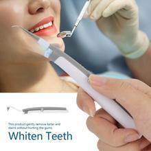 Многофункциональный Sonic светодиодный зубной пятен Ластик чистки зубов Whitener пятно доска ластик для удаления полировщик зубного камня доска