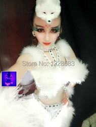 Free shipping new 2015 hot sexy catwomen light up dress led lights costumes led dance costume.jpg 250x250