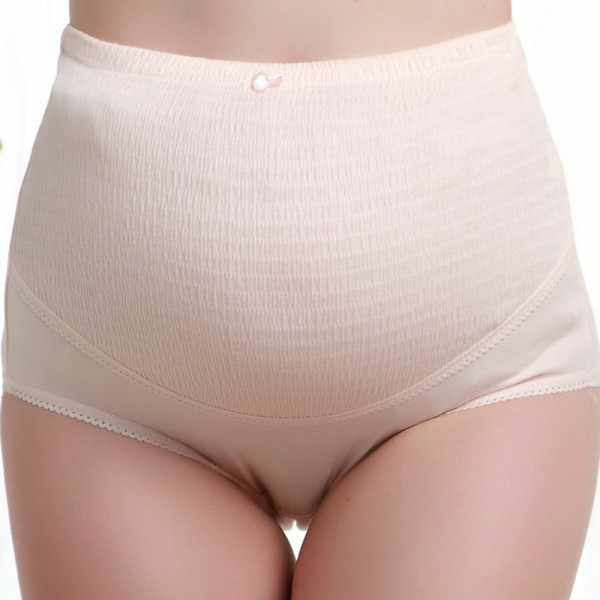 52616912249c3 Fashion Pregnant Belly Care Maternity Panties Brief Pregnancy High Waist  Underwear