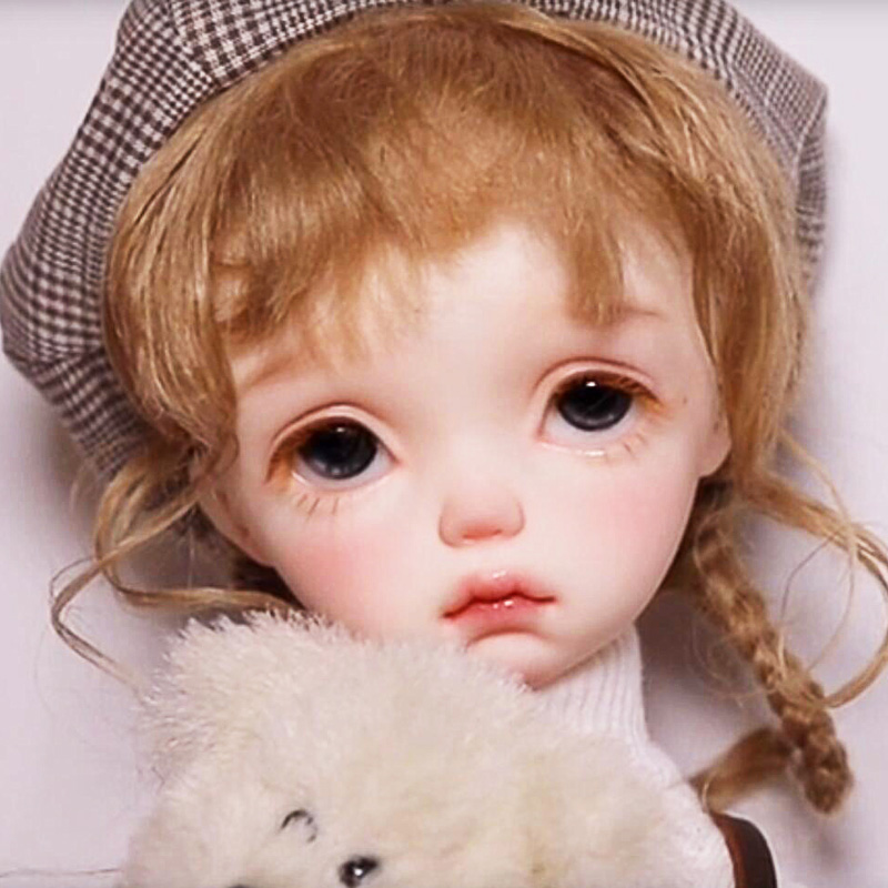 New Arrival 1/6 BJD Doll BJD/SD Cute imda 3.0 Joints Doll For Baby Girl Birthday Gift Present кукла bjd dc doll chateau 6 bjd sd doll zora soom volks