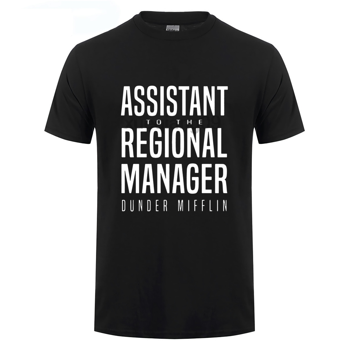 Dunder Mifflin  Mens T-Shirt Assistant To The Regional Manager