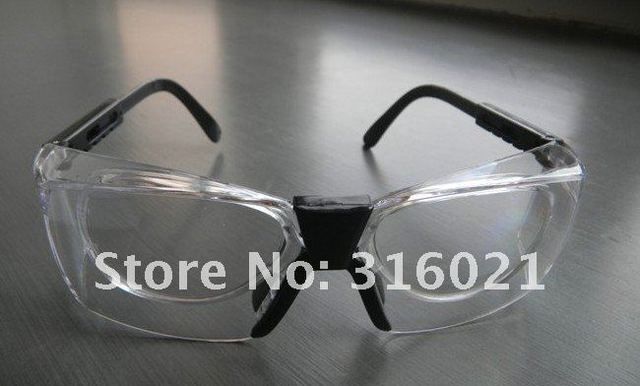10600nm Co2 laser safety glasses, O.D 4 Style 3A