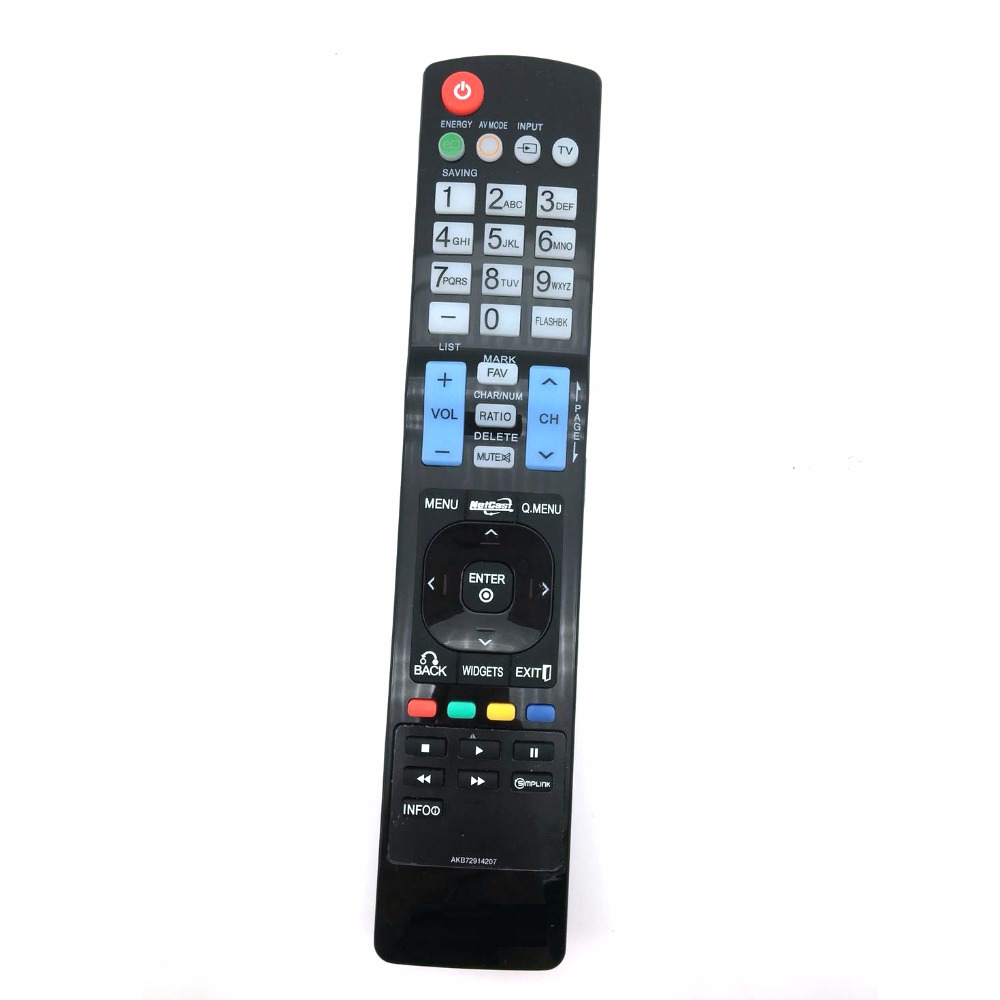 New Replacement Remote Control For LG AKB72914207 47LD520 55LD630 55LD520 26LD350 TV
