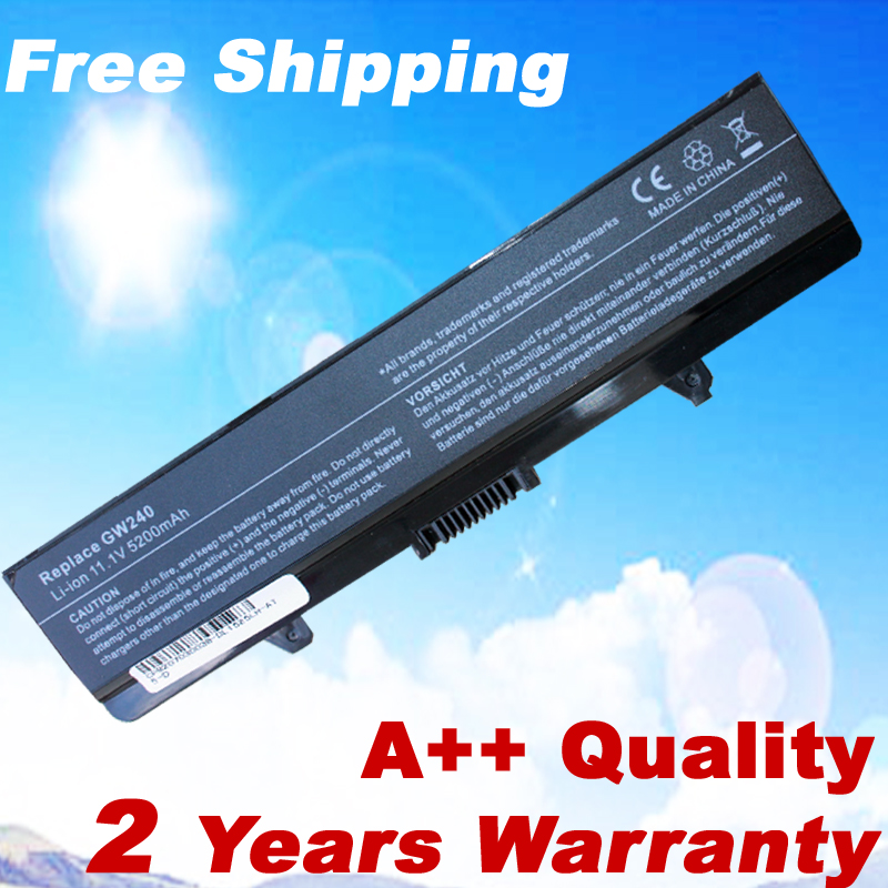 Replacement Laptop Battery For Dell Inspiron 1525 GW240 for HP297 RN873 XR693 for Dell Inspiron 1545
