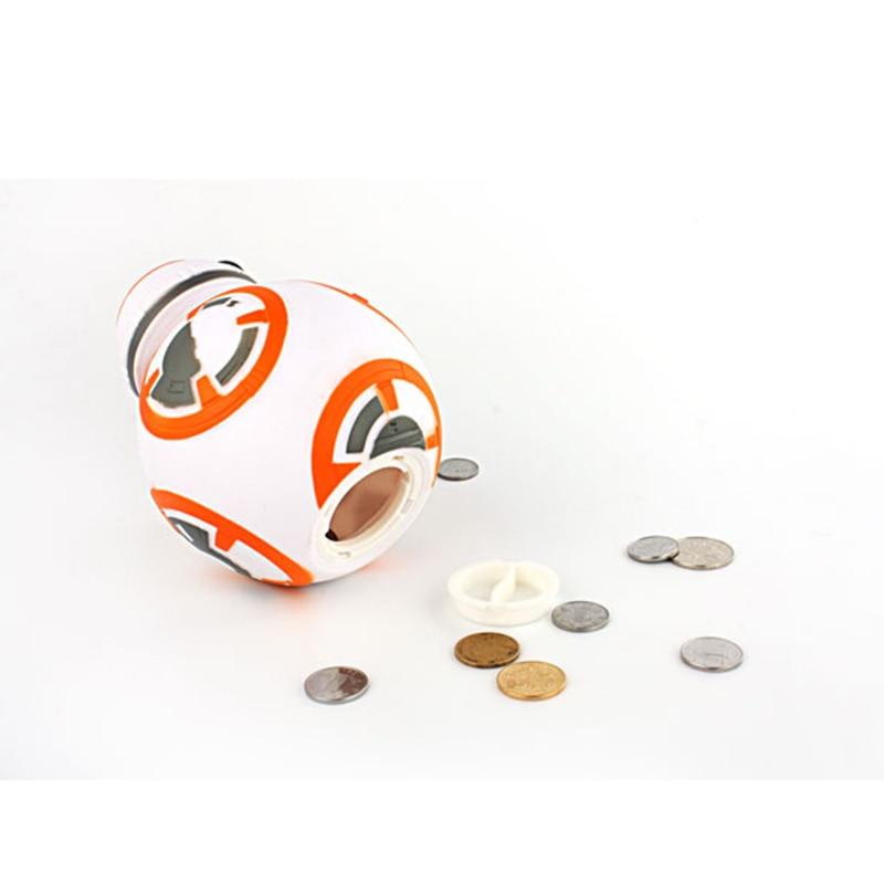Звездные войны Дарт Вейдер штурмовика BB8 Копилка фигурки банк экономия денег копилку поле Игрушечные лошадки детский подарок