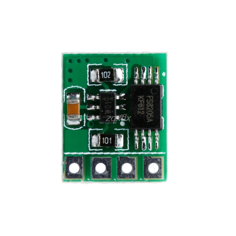 SIV 3.7V 4.2V 3A Li-ion Lithium Battery Charger Over Charge Discharge Overcurrent Protection Board for 18650 TP4056 DD05CVSA Z07