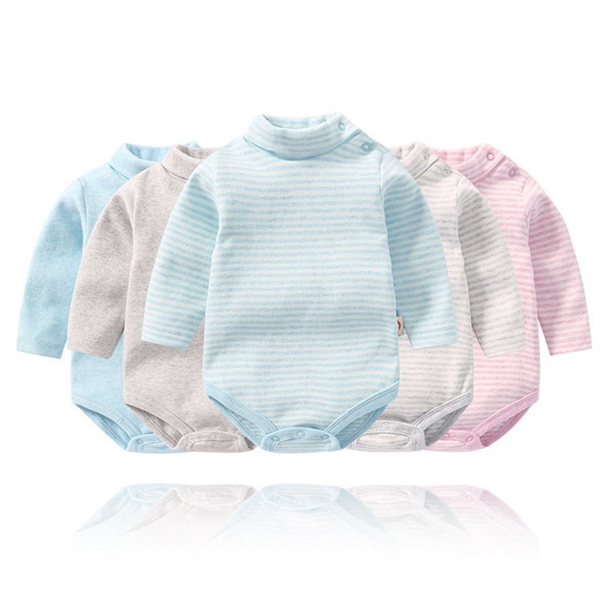 Baby Clothing 2018 Spring and Autum New Newborn jumpsuits Baby Boy Girl Romper Clothes Long Sleeve