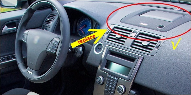 Liislee Car Android GPS NAV Navi Map Navigation System For Volvo V50 / S40  2004~2012 Radio Stereo Audio Multimedia No DVD Player