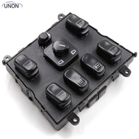 New Car Window Master Console Control Switch Panel For Mercedes Benz W163 ML320 ML430