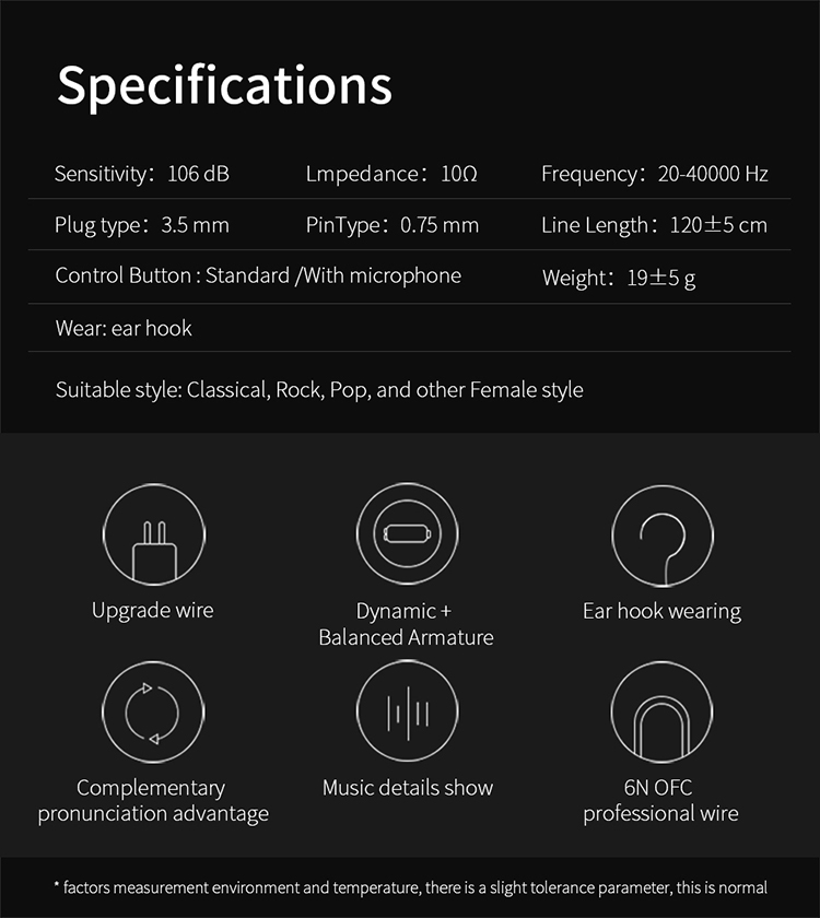 AK Original KZ ZST Colorful BA+DD In Ear Earphone Hybrid Headset HIFI Bass Noise Cancelling Earbuds With Mic Replaced Cable ZSN 13