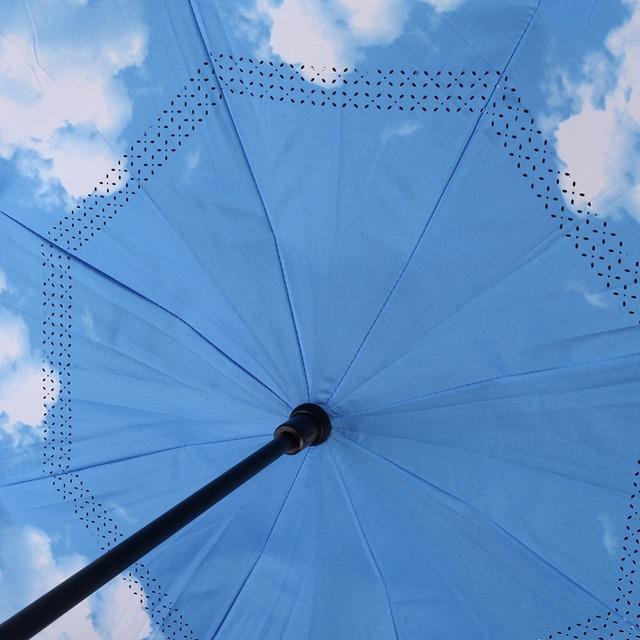 Windproof Reverse Folding Double Layer Inverted Umbrella Self Stand umbrella rain/sun women/men high quality 2017 Child durable