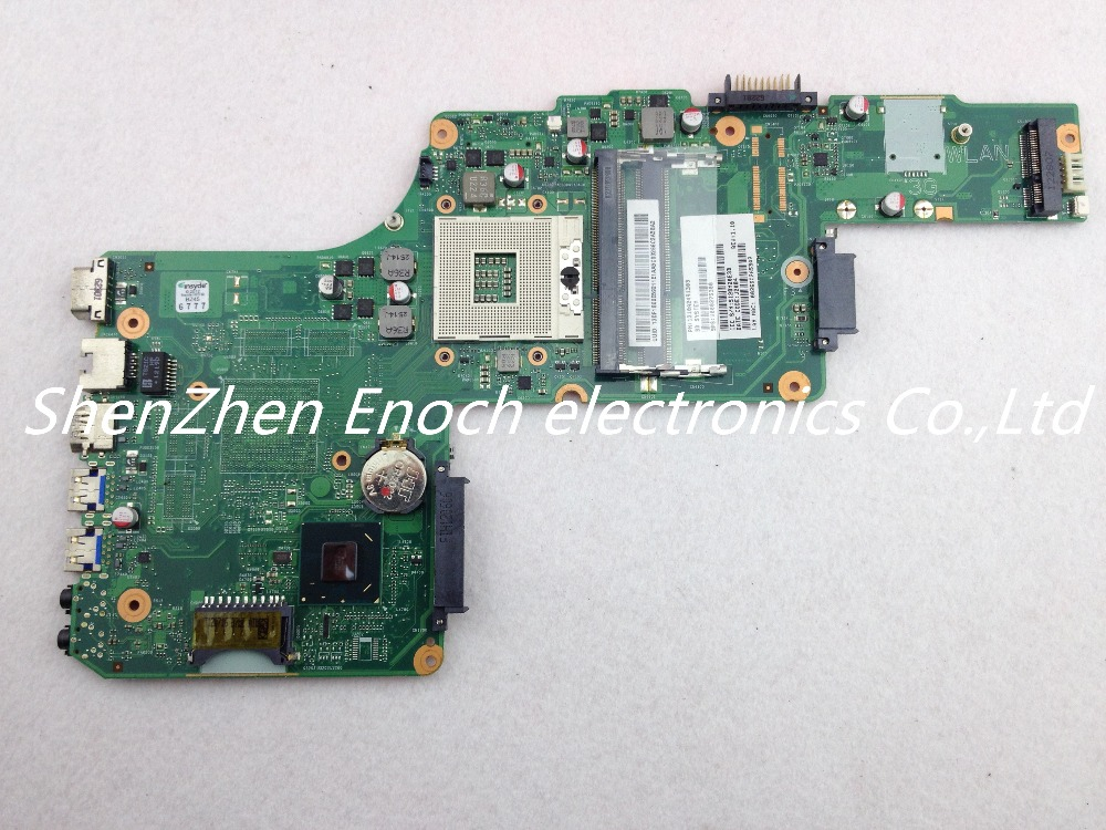For Toshiba satellite L850 L855 C850 C855 laptop Motherboard HM70 Integrated HM70 V000275300 DA10FG-6050A2491301-MB-A03