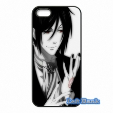 Black Butler Anime Phone Cases Cover For Huawei Honor Ascend