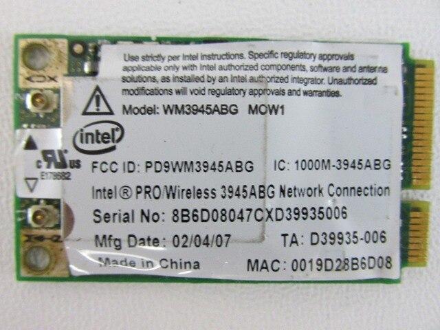 Intel pro wireless 3945abg driver windows 7 17 by promitifin issuu.
