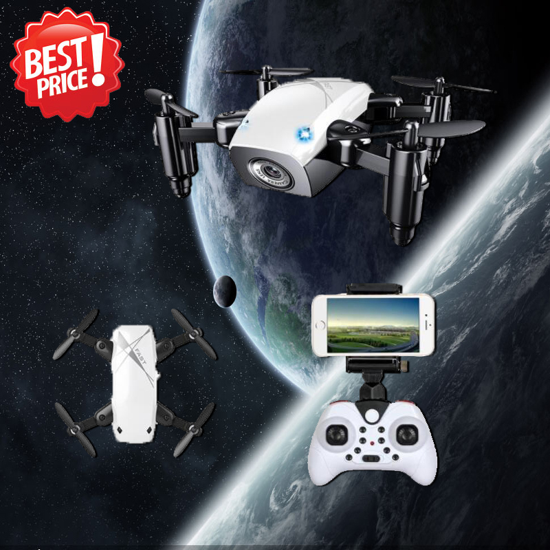 S9 S9W  Foldable  RC Mini Drone Pocket Drone Micro Drone RC Helicopter quadrocopter With HD Camera  Wifi FPV