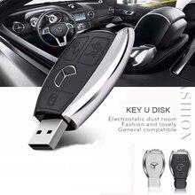 Горячие Продажа Новые ключи от машины usb флеш-накопитель 4 г 8 г 16 г 32 г 64 г Флеш накопитель Memory Stick USB2.0 высокое качество У диска 16 ГБ устройств хранения