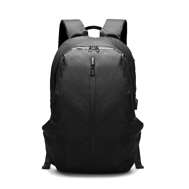 Male Backpacks Men 15.6 Inch Laptop Backpack Waterproof School Backpack 20 35 Litre Unisex Oxford Computer Interlayer Zipper