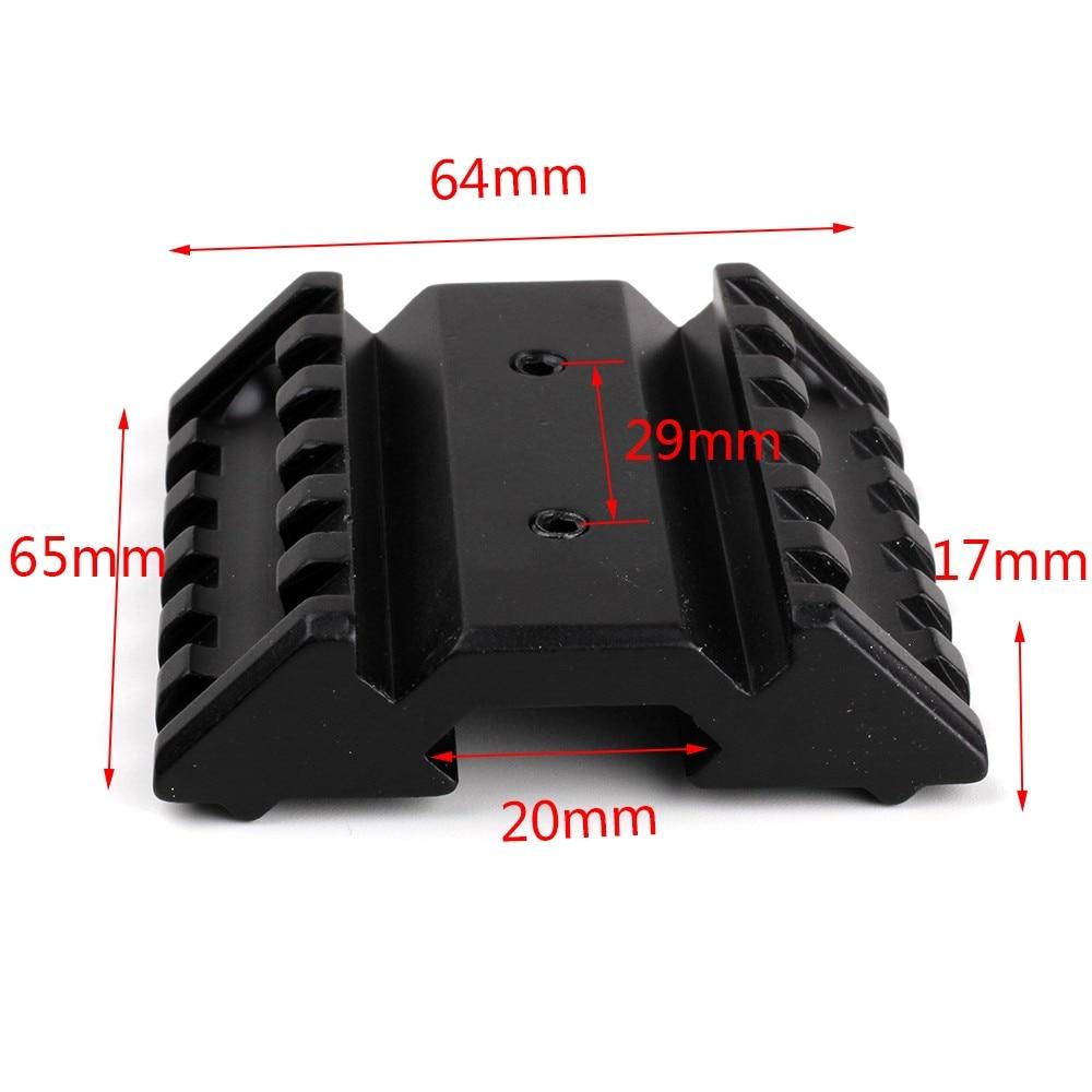 UTG 30mm//2PCs Low Profile Picatinny//Weaver Rings Hot Sale Fast Shipment