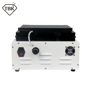 Image 5 - TBK 808 12 inch Curved Screen Vacuum Laminating and Bubble Removing Machine Laminator and Debubbler  For LCD Screen Repairing