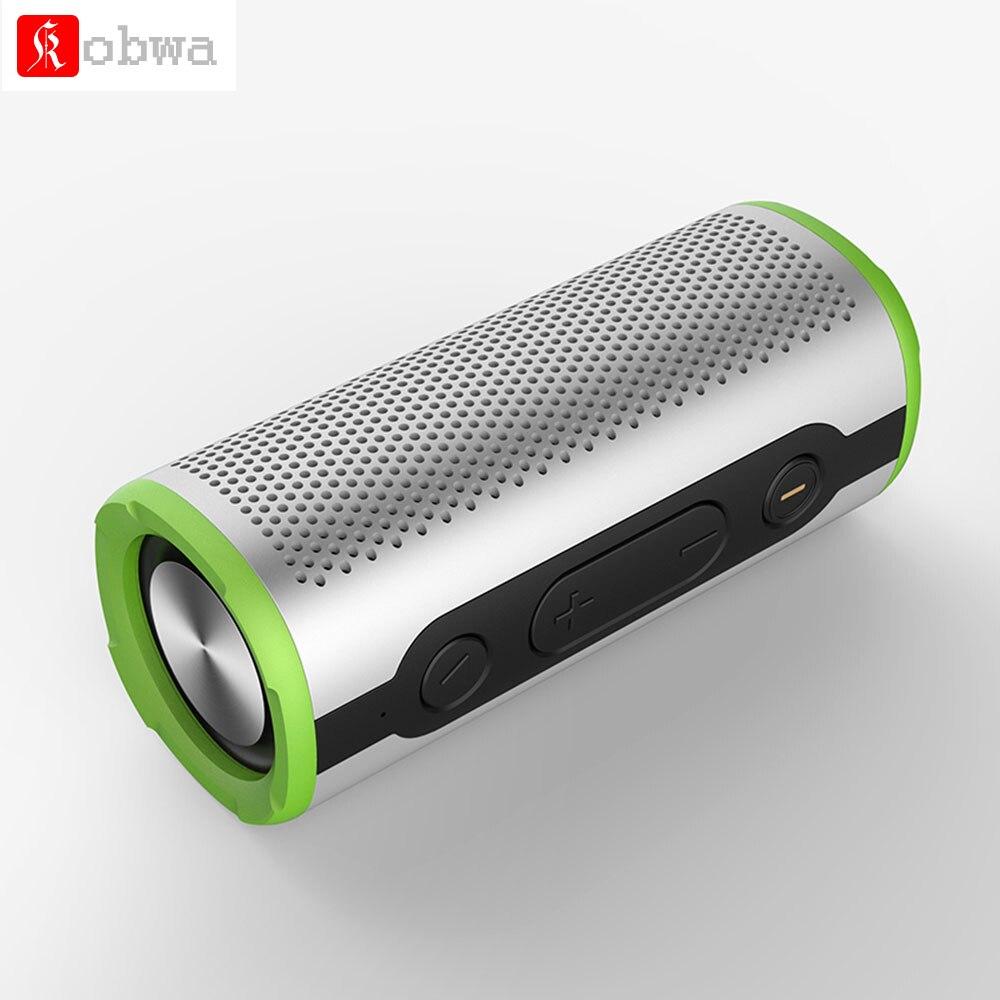 Extérieur IPX4 étanche Portable haut-parleur Bluetooth véritable stéréo sans fil intégré Mic Support téléphone répondant avec mousqueton