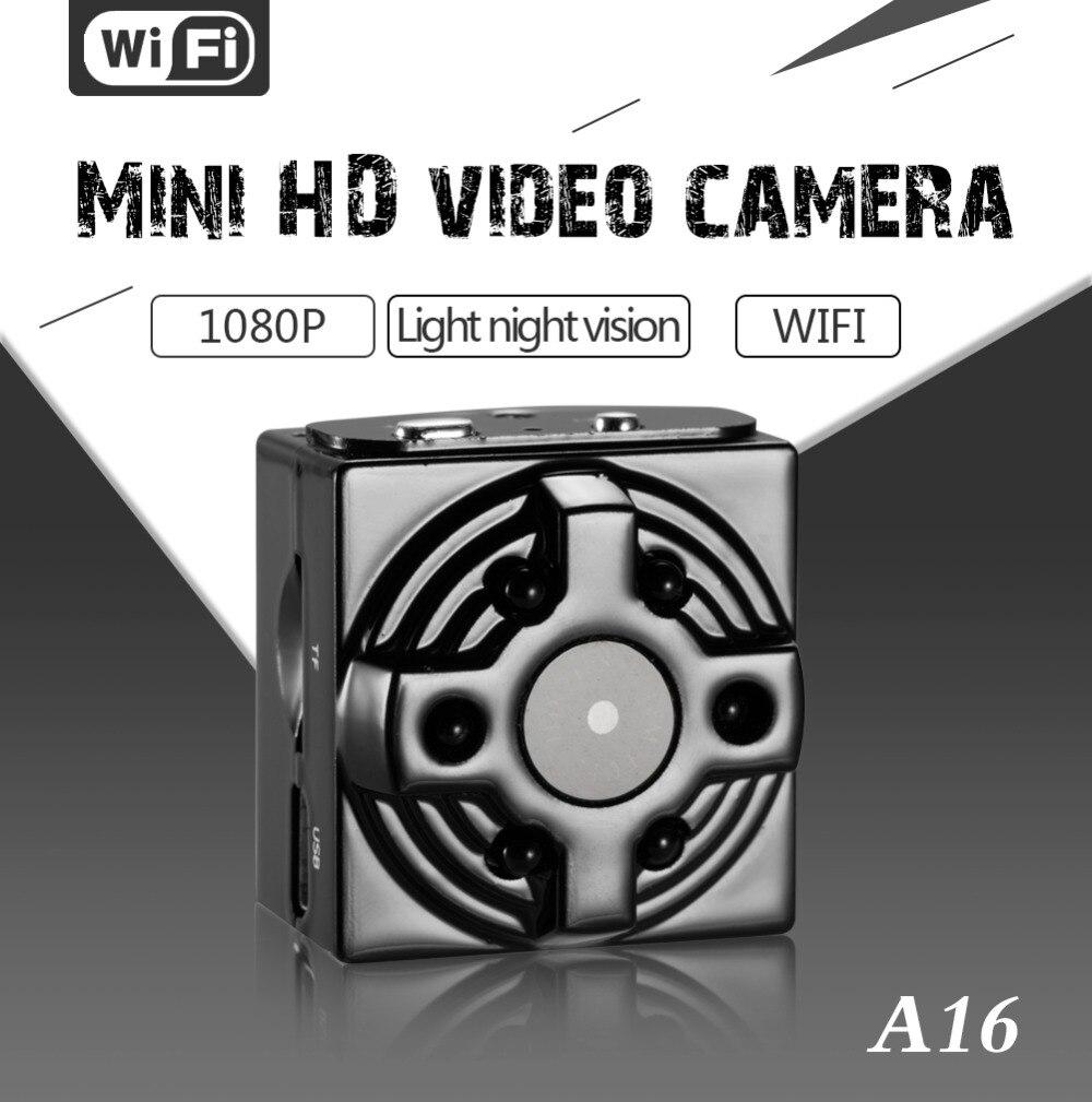 4 k WiFi IP Mini Macchina Fotografica Magnetico Cam Video di Visione Notturna Sensore di Movimento Espia Videocamera di Sicurezza Recorder per iPhone Android