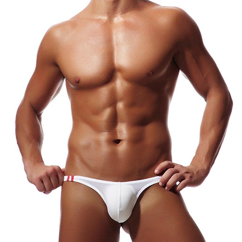 Body Suits Hot Sexy Männer Tanga Slip Unterwäsche Tanga Eis Seide Dünne Höschen Pouch Bikini Strand Body Dessous Kurze Männlichen Unterhose M-2xl Sport & Unterhaltung