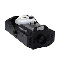 3000W fog machine wire Control remote with DMX512 Control stage smoke machine stage effect equipment for DJ bar