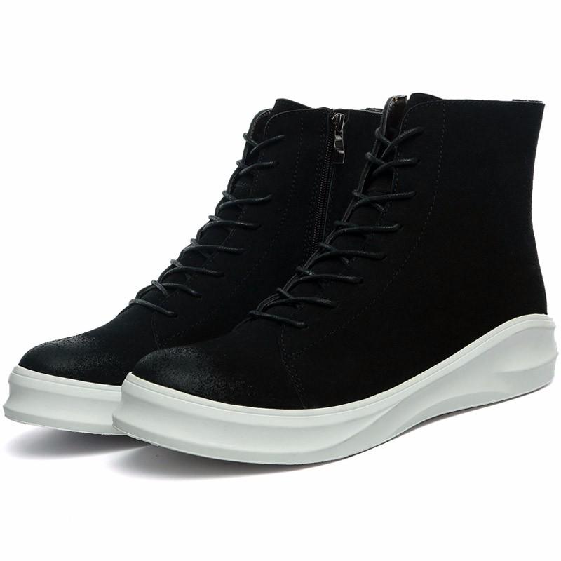 men footwear hot sale2016 shoes luxury brand espadrilles designer high top driving warm moccasins fur casual flats shoes for men (6)