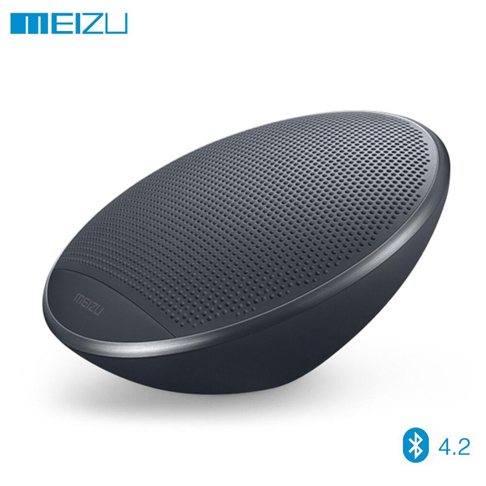 Original Meizu A20 Wireless Bluetooth 4.2 Speaker Wireless Mini Portable Stereo Outdoor Bass Speakers HD Sound Handsfree Audio