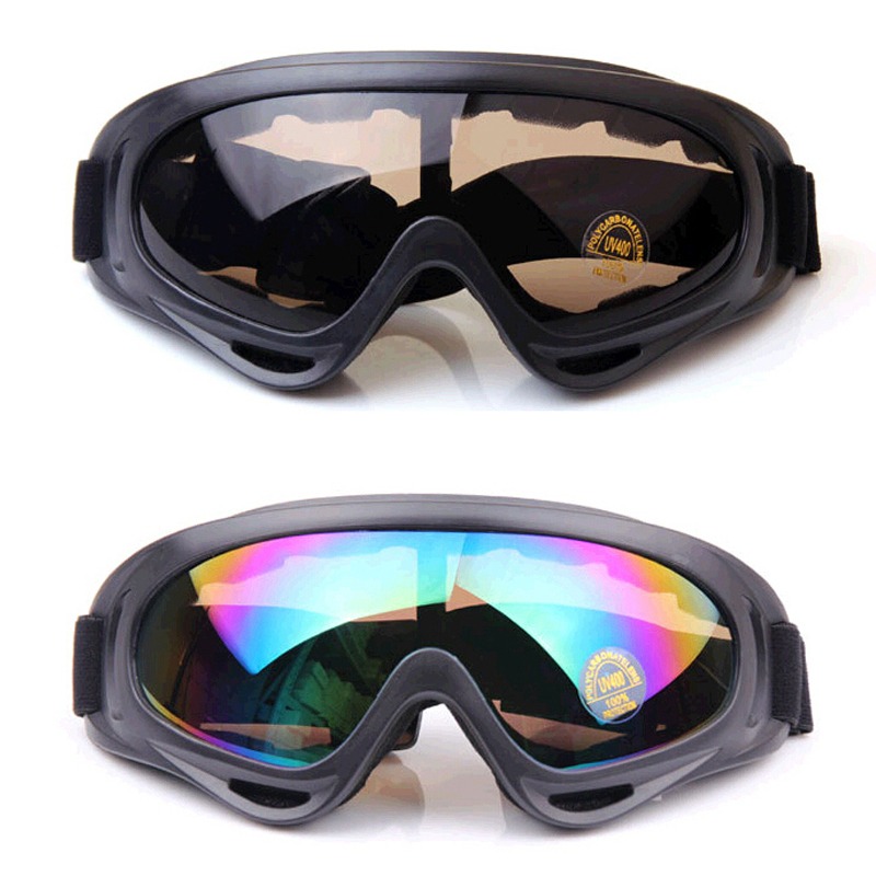 Prix pour 2016 snowboard lunettes lunettes de neige Neige/UV protection-Multi-Couleur anti brouillard lentille Ski Lunettes