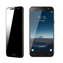 CCDZ 9H Full Cover Privacy Tempered Glass For Samsung Galaxy J2 Pro J4 J6 A6 A8 Plus 2018 Anti-Peeping Screen Protector Film