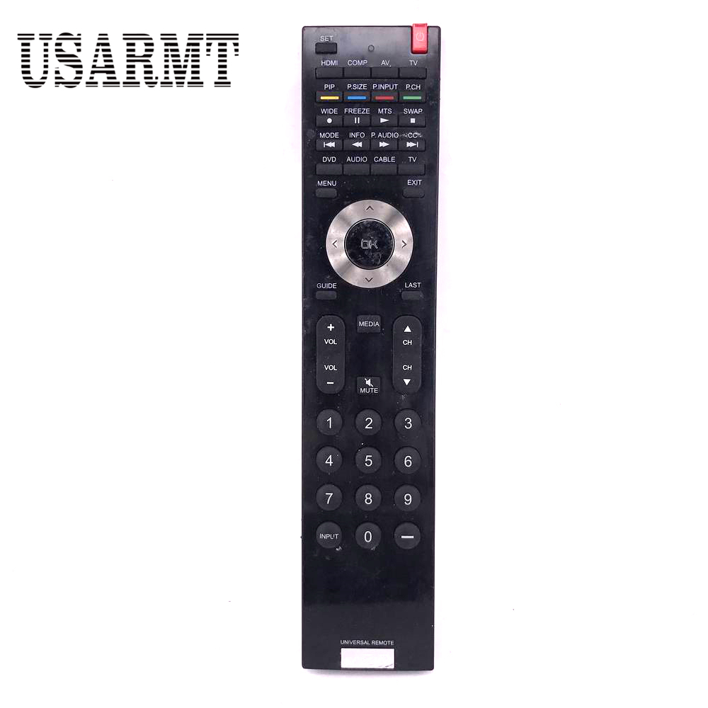 Used Original Remote Control Fit For Vizio XRU9M VUR9M TV Cable Box Bluray DVD VMT40-55 Fernbedienung