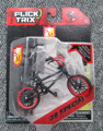 Hot! Flick Trix Finger Bmx BIKE Real Brakes Professional Fun Gag Toys With Gadget Free shipping gift for kids diy toys