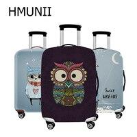 HMUNII Neue Mode Marke Reise Verdicken Elastische Gepäck Koffer Schutzhülle, Gelten zu 18-32inch Cases, reise Zubehör