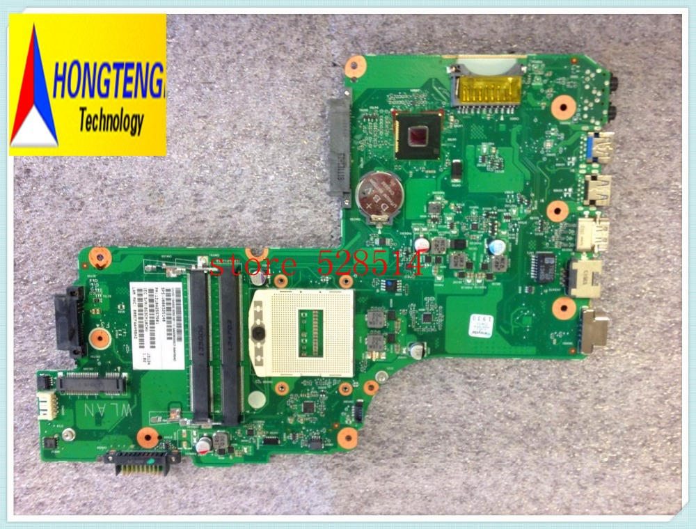 Original for TOSHIBA C55T-A C55T-A5103 LAPTOP MOTHERBOARD V000325140  100% Test ok