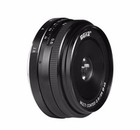 Meike MK EF M 28 2.8 28mm f/2.8 fixed manual focus lens for Canon EOS M1 M2 M3