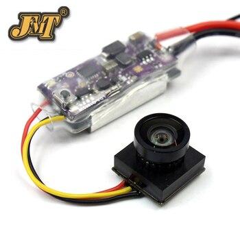Caméra 25 mW/100 mW Commutable 7 V-18 V Image Transmission + Q100-MINI 5.8G 16CH VTX pour FPV Racer Drone Quadcopter