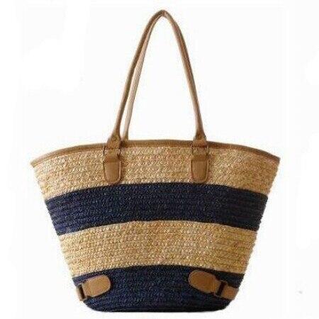 Aliexpress.com : Buy WORTHFIND Fashion Straw Handbags Straw Summer ...