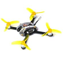 Kingkong FLY EGG 100 100mm Racing Drone w/ F3 10A 4in1 Blheli_S 25/100MW 16CH 800TVL PNP XM(Frsky) DSM2 (Spektrum)