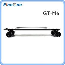 Electric Skateboard Hoverboard Carbon Fiber Deck Electric Longboard Skateboard Waterproof Wheel Hub Motor Remote WINboard GT-M6